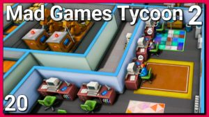 Mad Games Tycoon 2 Folgen 20 - 26