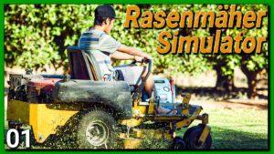 Rasenmäher Simulator 1-8