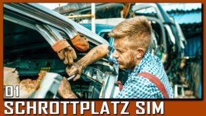 Schrottplatz Simulator 1-8
